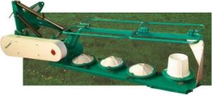 Косилки роторные навесные серии КРР (с ременным приводом)