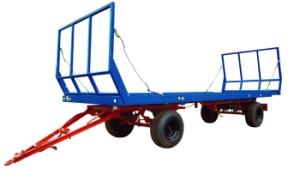 Прицеп рулоновоз тракторный ПРТ-8