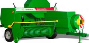 Пресс-подборщик тюковый Sipma PK 4000 / 4010 Kostka (Z-224)