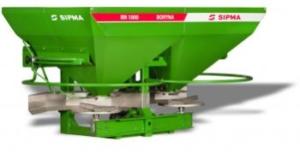 Разбрасыватель минеральных удобрений Sipma RN 500 / 750 / 1000 / 1500 / 2000 BORYNA