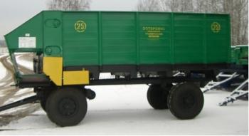 Кормораздатчик тракторный универсальный КТУ-10