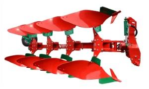 Навесные оборотные плуги Agro-Masz PO (3, 4 и 5 корпусные)