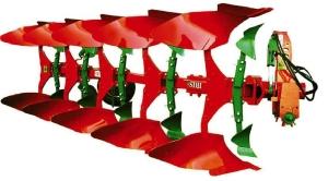Оборотные навесные плуги Unia IBIS – M / L / XM / XL / XXL