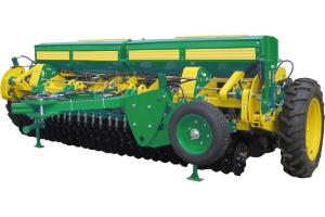 Сеялка зерновая прямого посева по нулевой технологии обработки почвы No-Till Harvest-3,6 / 4,2