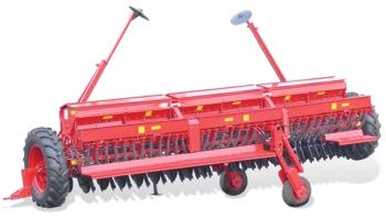Сеялка зернотукотравяная СЗТ-5,4T ASTRA