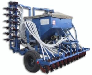 Сеялка универсальная пневматическая зернотуковая С-6ПМ3 «Быстрица» (однодисковый сошник)