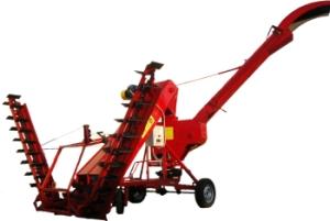 Погрузчик-зернометатель самопередвижной ПЗС-150