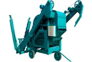 Очиститель вороха ОВС-25 самопередвижной или стационарный