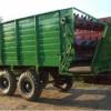Кормораздатчик тракторный полуприцепной КТП-10 (Тандем)