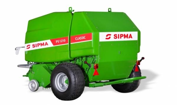 Пресс-подборщик рулонный Sipma PS 1210 Classic (Z-279/1)
