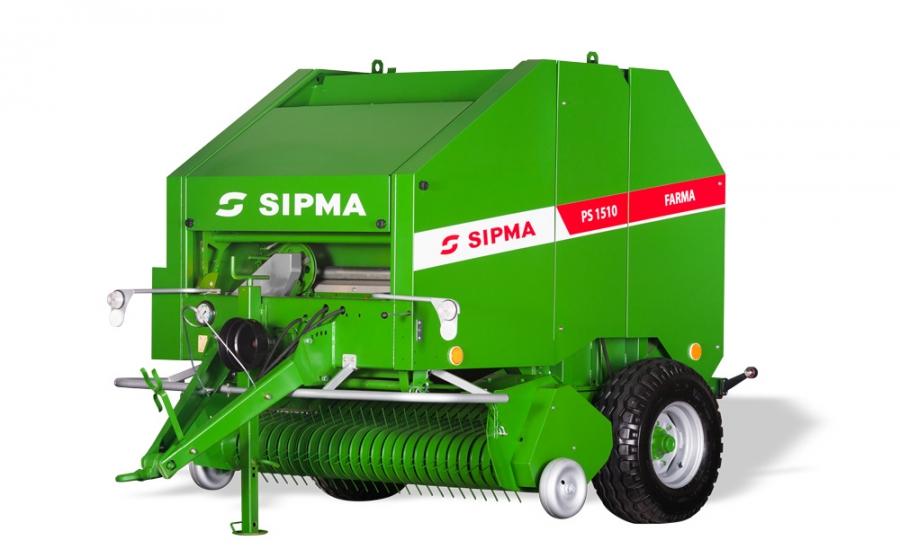 Пресс-подборщик рулонный Sipma PS 1510 Farma (Z-276/1)