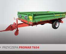 Прицеп PRONAR T654 / T654/1 / T654/2