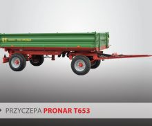 Прицеп PRONAR T653 / T653/1 / T653/2