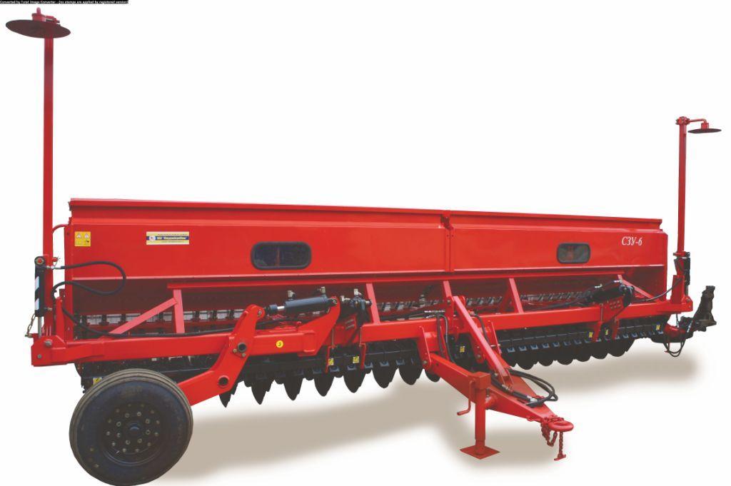 Сеялка зерновая универсальная СЗУ-6